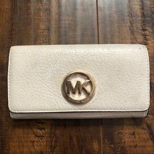Michael Kors Fulton leather wallet
